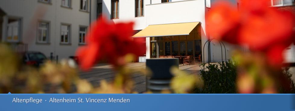 Altenheim St. Vincenz Menden