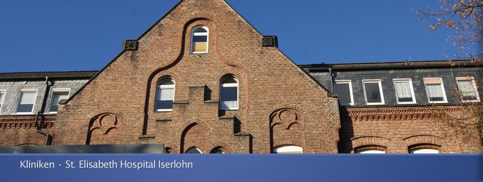 St. Elisabeth Hospital Iserlohn